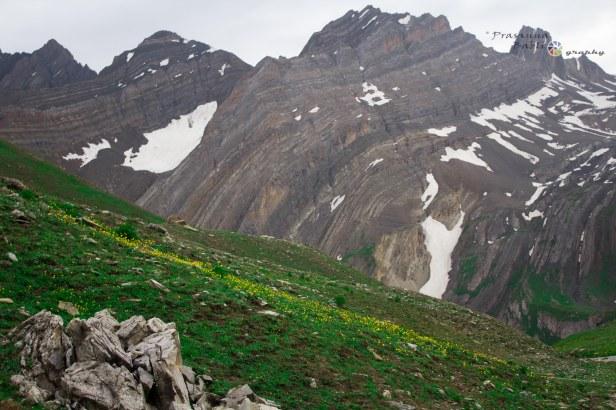 M.G Top (Mahagunas Top) at 4276 Meters above sea level.